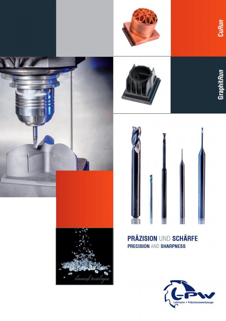 Graphit-Kupfer-Katalog - Titelseite